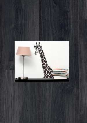 Наклейки на стену Жираф